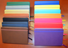 Pocket journals all 14 colors
