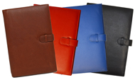 Premium Refillable Leather Journals